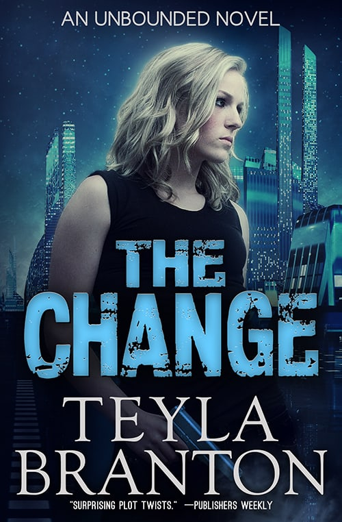 The Change (Unbounded #1)